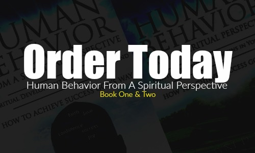 Order Today Human Behavior From A Spiritual Perspective